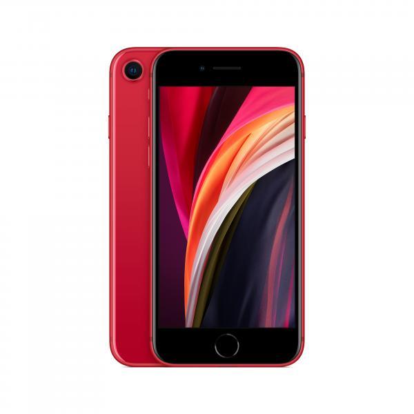 iPhone SE 128GB Red