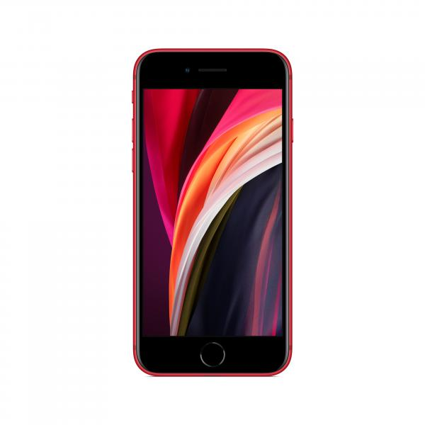 iPhone SE 64GB Red