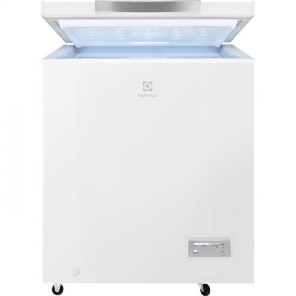 Electrolux LCB1AF14W0 - Congelatore Libera installazione, A pozzo, 142 L, Classe F