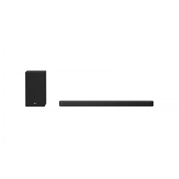LG DSN8YG, Soundbar 3.1.2 canali 440 W Nero