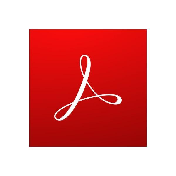 Adobe Acrobat Pro 2020 dt Win/Mac Box Student/Teacher
