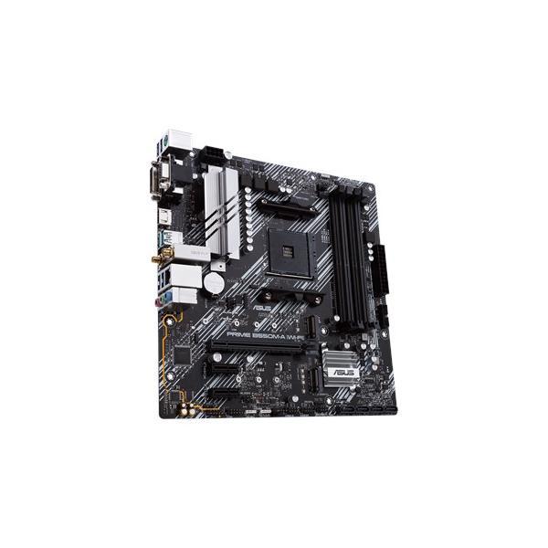 ASUS PRIME B550M-A (WI-FI) AMD B550 Presa AM4 micro ATX