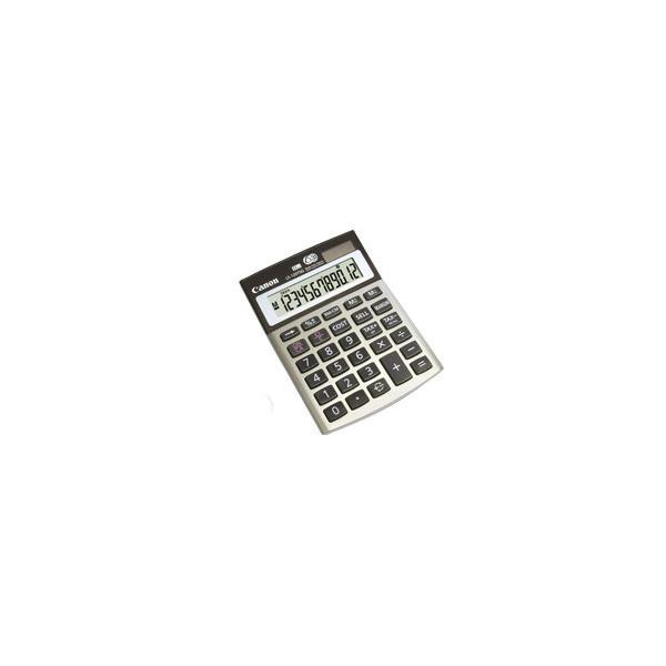 Canon LS-120TSG Scrivania Calcolatrice finanziaria Oro, Grigio 4960999789330 3813B003 10_242T043