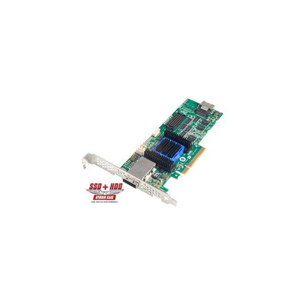 Adaptec RAID 6445 PCI Express x8 6Gbit/s controller RAID 0760884156445 2270200-R 10_2961460