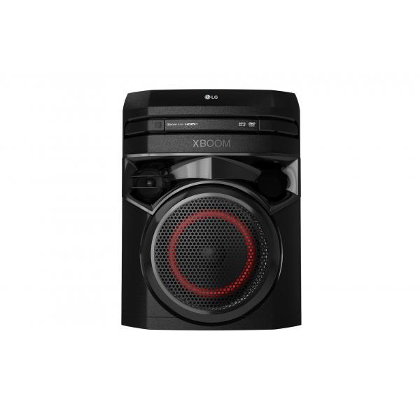 LG ON2DN.EFRALLK set audio da casa Microsistema audio per la casa 300 W Nero
