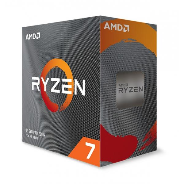 AMD Ryzen 7 3800XT (8x 3,9 GHz) 36MB Sockel AM4 CPU BOX (ohne Kühler)
