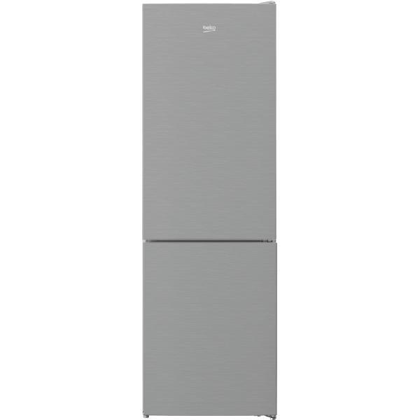 Beko RCNA366K34XBN frigorifero con congelatore Libera installazione 324 L Acciaio inossidabile