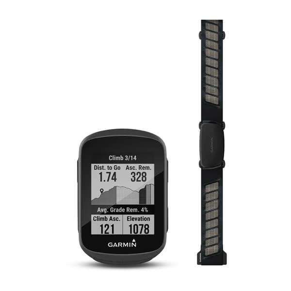 Garmin Edge 130 Plus Computer da bicicletta wireless Nero 4,57 cm (1.8