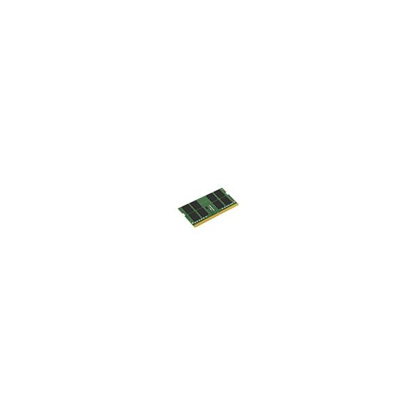 16GB (1x16GB) Kingston DDR4-3200 MHz CL22 SO-DIMM RAM Notebookspeicher
