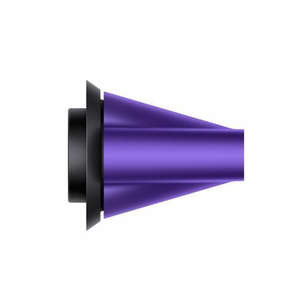 Dyson Supersonic HD03 - Phon, Asciugacapelli, Nero/Viola