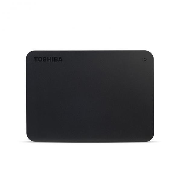 2 TB Canvio Basics USB-C black