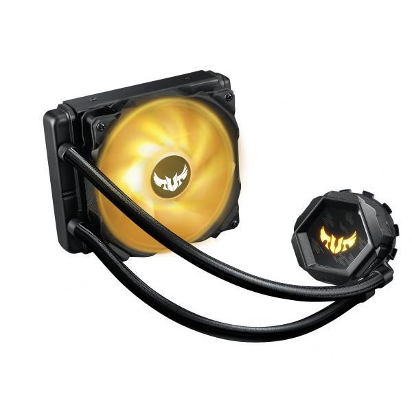 ASUS TUF Gaming LC 120 RGB Processore