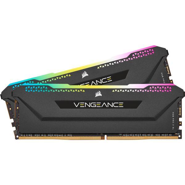 32GB (2x16GB) Corsair Vengeance RGB PRO DDR4-4000 RAM CL18 (18-22-22-42) Kit