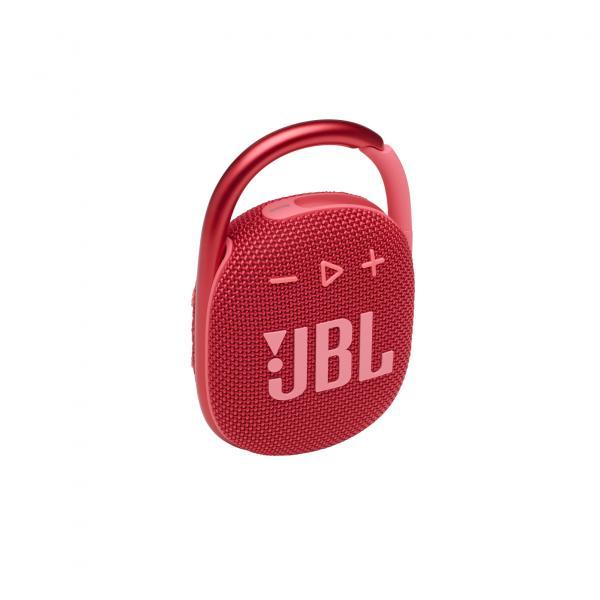 JBL DIFFUSORE CLIP 4 WIRELESS RED