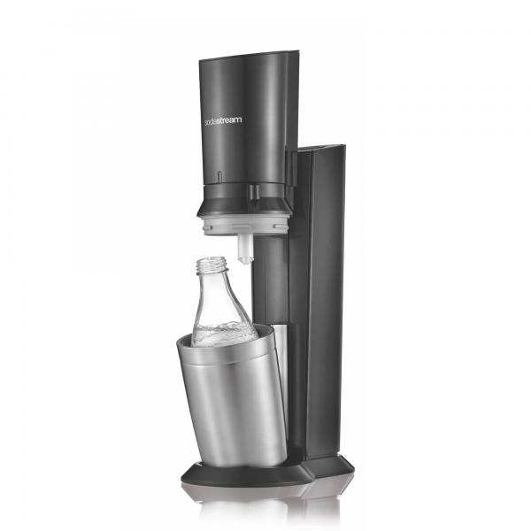 1016512417 Soda Maker Crystal 2.0 black