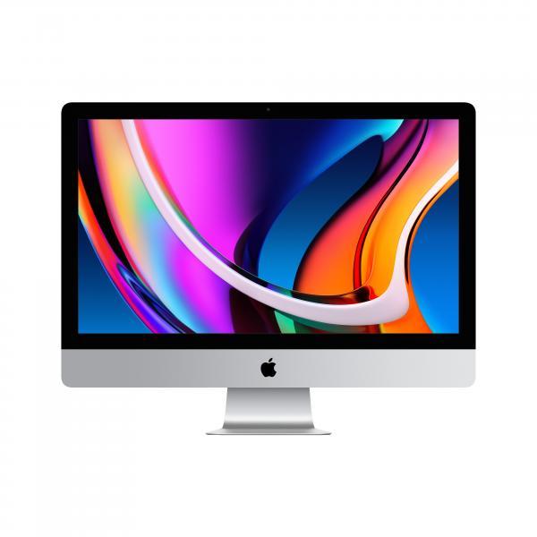 """Apple iMac 27"""" Retina 5K: CPU i7 8-core 3.8GHz / RAM 8Gb / HD SSD 512Gb / Radeon Pro 5500 XT 8GB"""