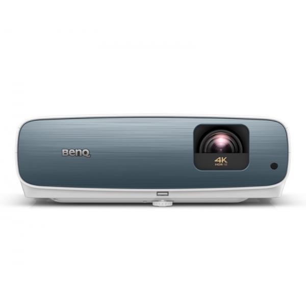 Benq TK850i videoproiettore Standard throw projector 3000 ANSI lumen DLP 2160p (3840x2160) Compatibilità 3D Blu, Bianco