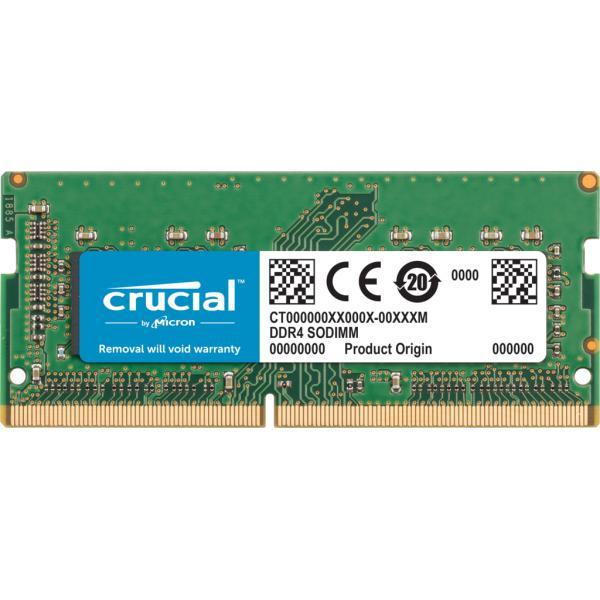 32GB Crucial DDR4-2666 CL19 PC4-21300 SO-DIMM für iMac 27