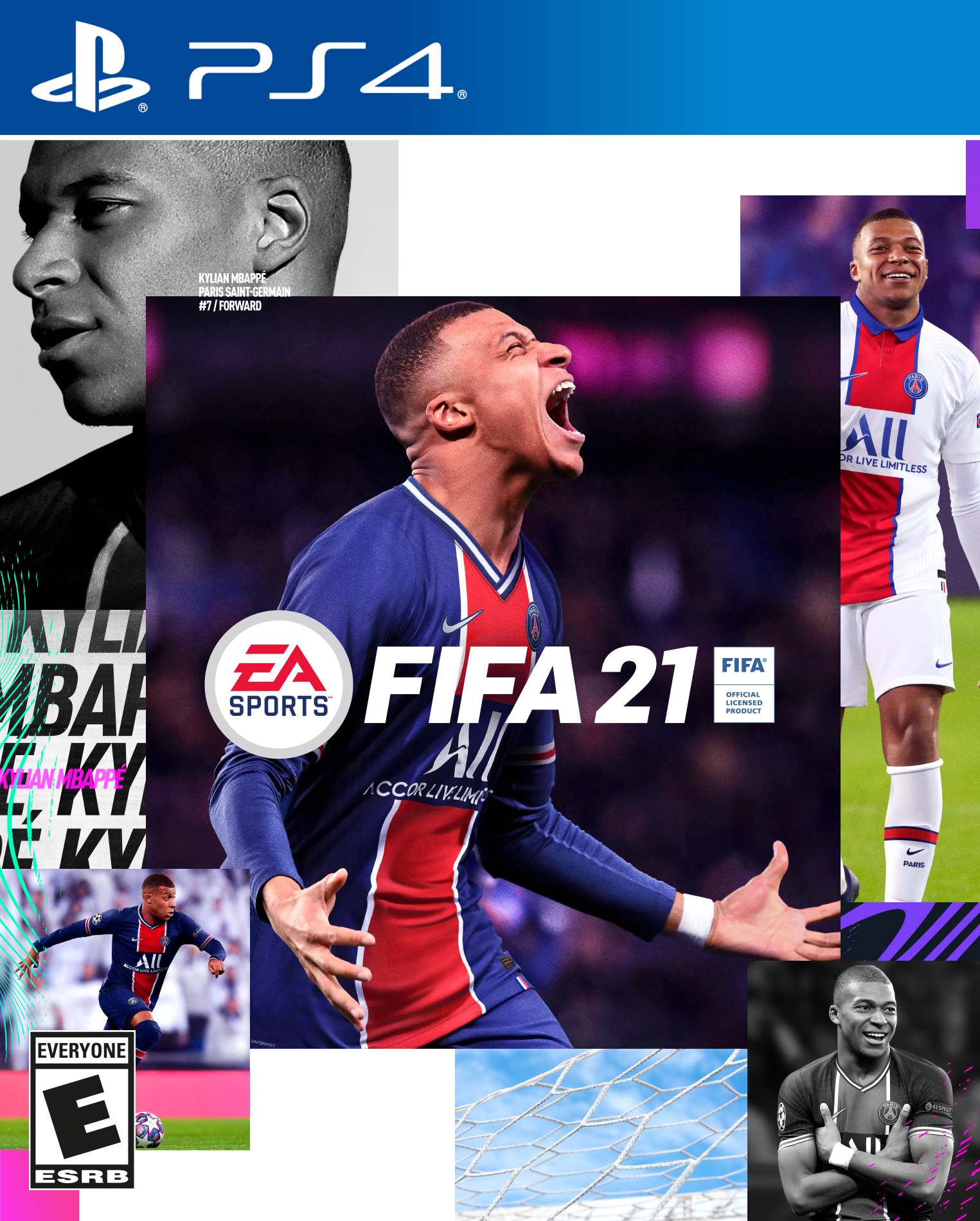 Electronic Arts PS4 FIFA 21 UPG STANDARD EDITION
