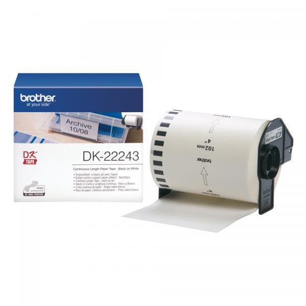 Brother DK-22243 DK nastro per etichettatrice 4977766646413 DK22243 10_5832176