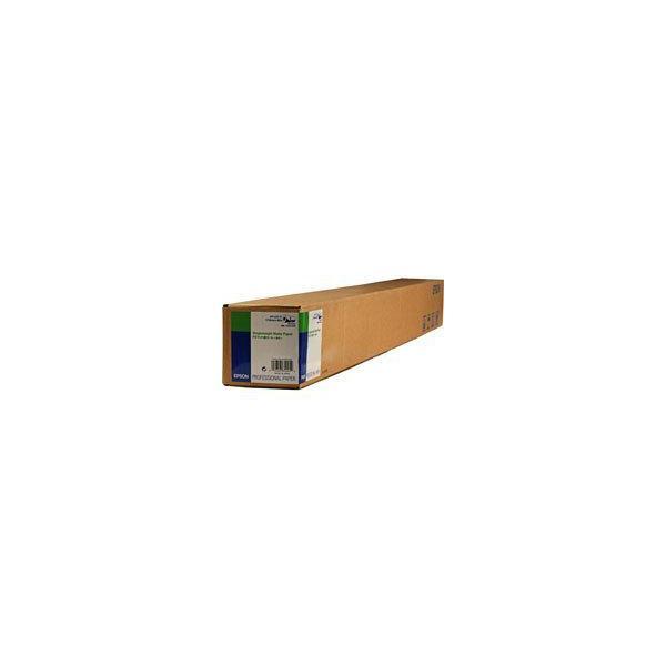 Epson SingleWeight Matte Paper, in rotoli da111,8cm (44'') x 40m. 0010343852259 C13S041855 TP2_C13S041855