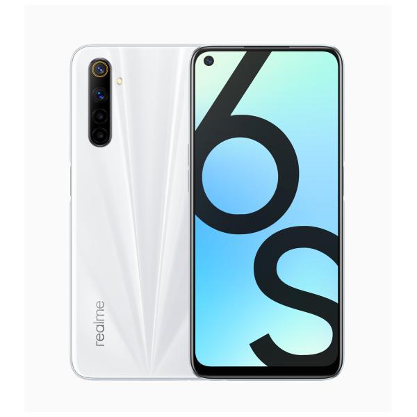 6S Bianco 64 GB Dual Sim Display 6.5