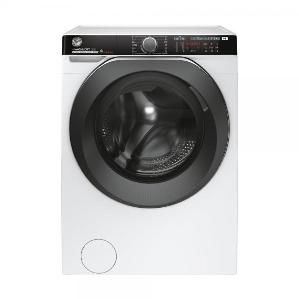 Hoover HDPD4149AMBC/1-S lavatrice Libera installazione Caricamento frontale Bianco 14 kg 1400 Giri/min A