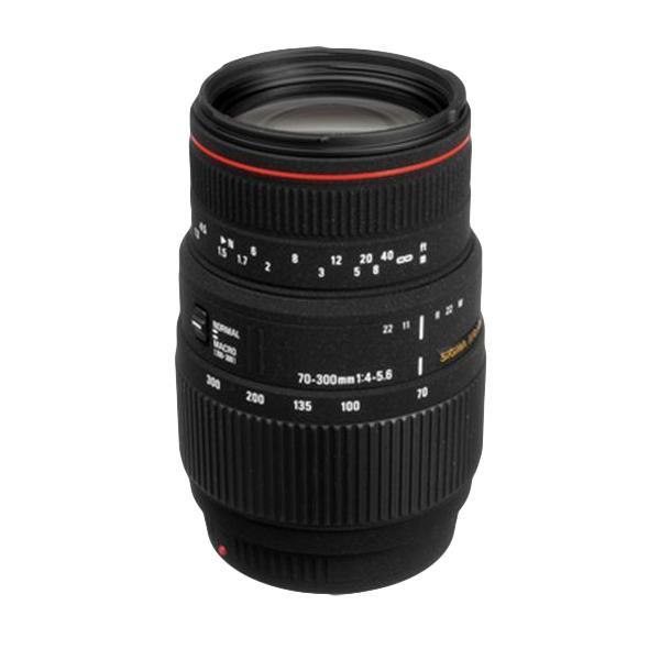 Sigma 70-300mm F4-5.6 DG MACRO Sony/Konica Nero 0085126509347 509934 TP2_SI509934