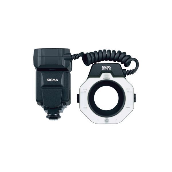 Sigma EM-140 DG Flash macro Nero 0085126922603 F30921 IPT_IPTRE8