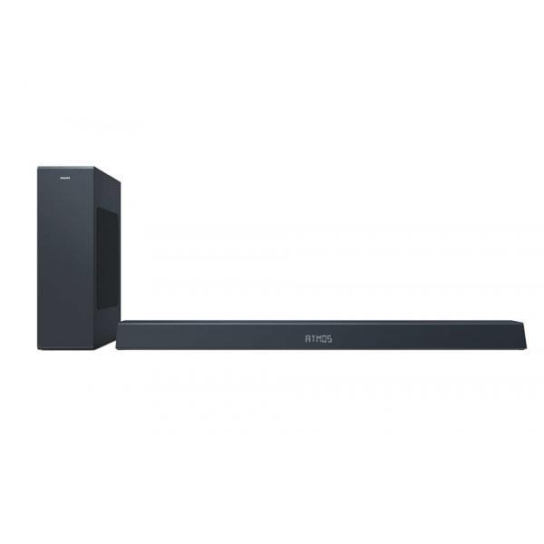 Philips TAB8405/10 altoparlante soundbar 2.1 canali 200 W Nero