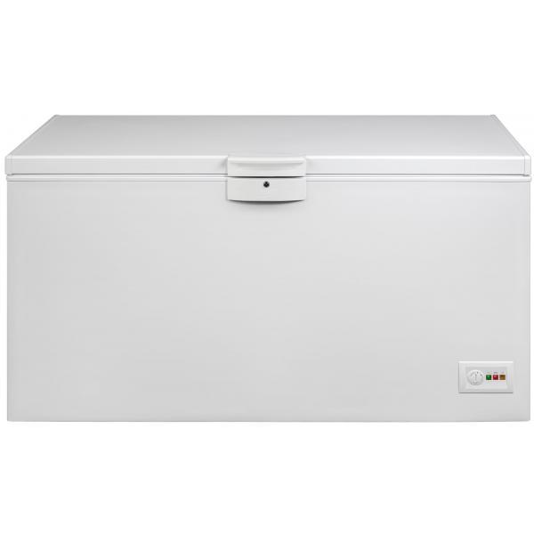 Beko HSA37540N - Congelatore Orizzontale Statico , 350 Litri, Classe E, 86 x 155.5 x 67.5 cm