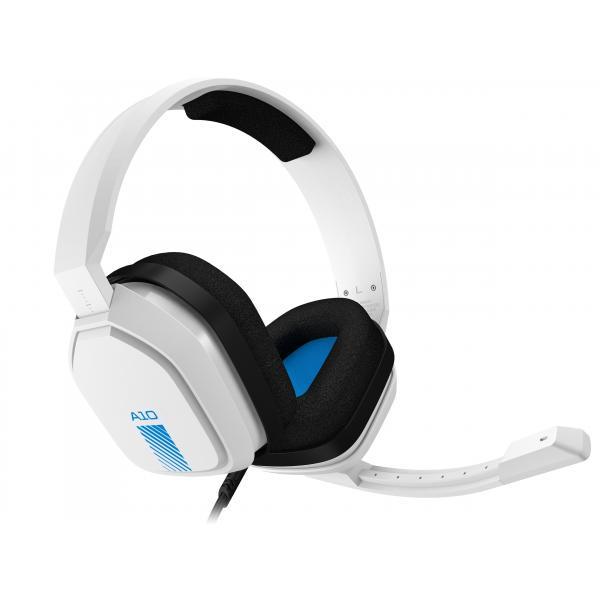 ASTRO Gaming A10 Cuffia Padiglione auricolare Connettore 3.5 mm Blu, Bianco