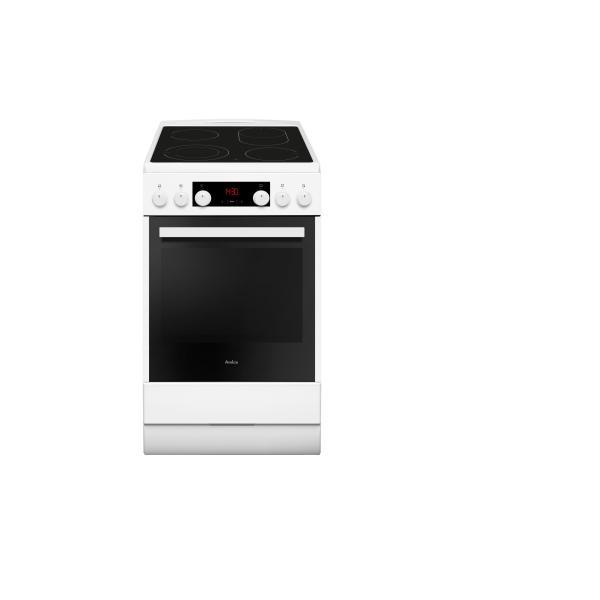 Amica SHC 904 100 W cucina Piano cottura Bianco Ceramica A
