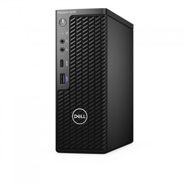 DELL PRECISION 3240 i7-10700 2.9GHz RAM 16GB-SSD 512GB M.2-NVIDIA QUADRO P620 2GB-WIN 10 PROF (C8VT1) C8VT1
