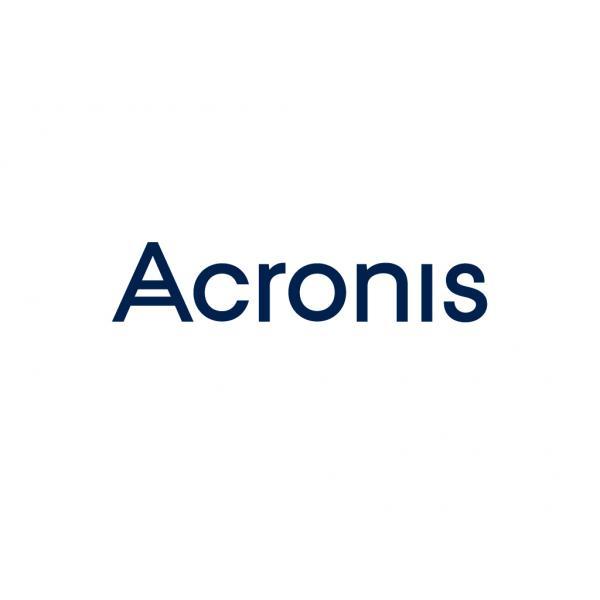 Acronis G1EZBPDES licenza per software/aggiornamento 1 licenza/e
