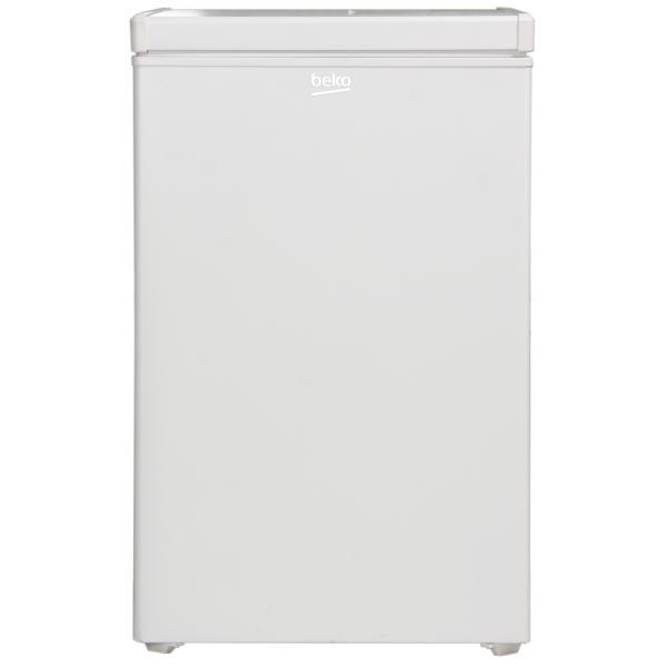 Beko HS210530N - Congelatore Orizzontale Statico, 104 Litri, Classe F, 86 x 53.7 x 58.5 cm