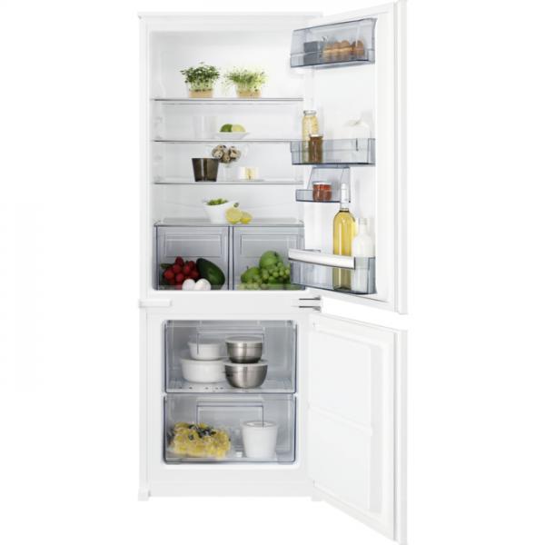 AEG SCB614F1LS frigorifero con congelatore Da incasso 217 L F Bianco