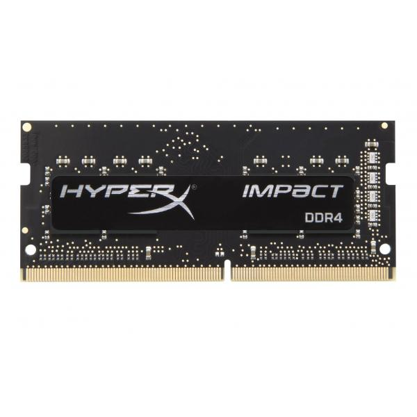 16GB (1x16GB) HyperX Impact DDR4-2666 CL16 SO-DIMM RAM Speicher