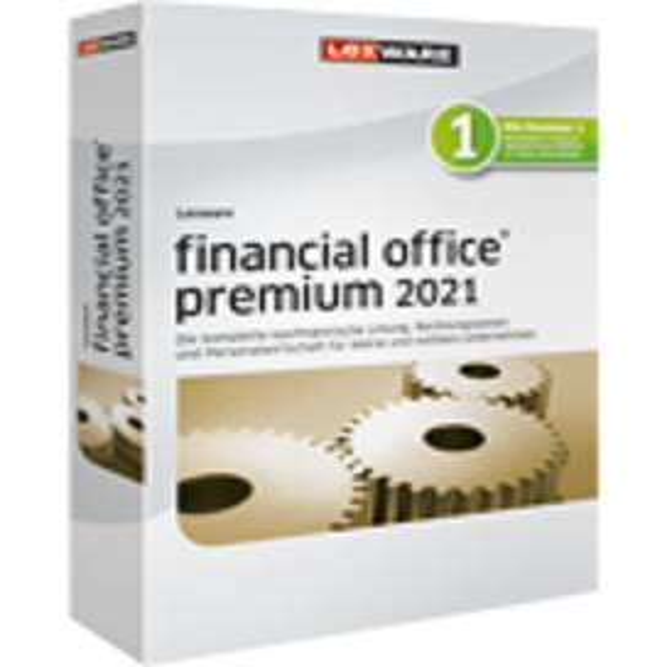 Lexware 02017-0034 software finanziario di analisi