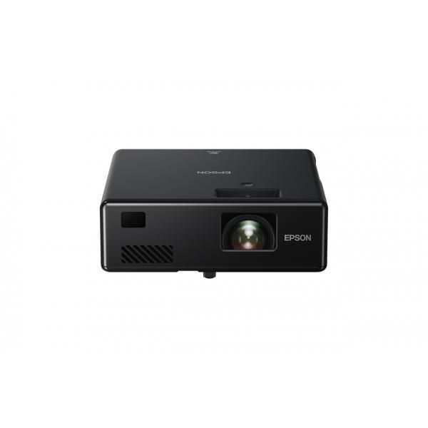 Epson EF-11 videoproiettore 1000 ANSI lumen 3LCD 1080p (1920x1080) Proiettore desktop Nero