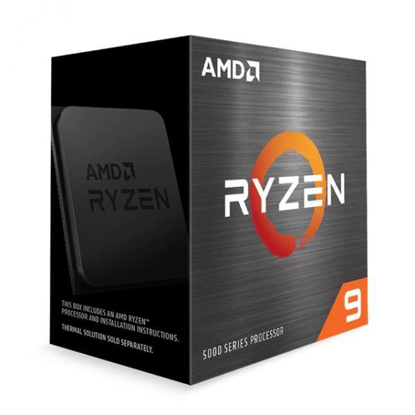AMD Ryzen 9 5900X (12x 3.7 GHz) 72 MB Sockel AM4 CPU BOX