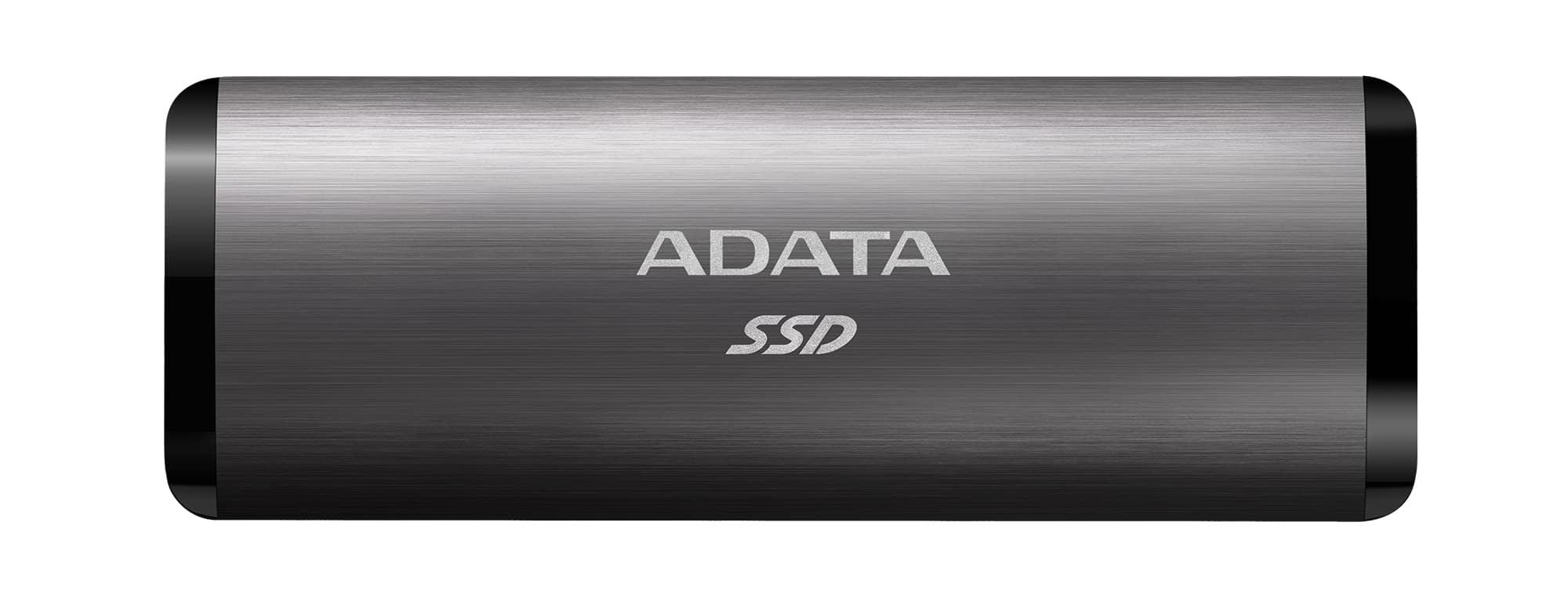 ADATA SE760 2000 GB Grigio, Titanio