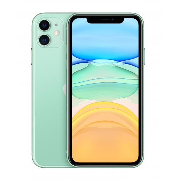 APPLE CELLULARE IPHONE 11 64GB GREEN NEW