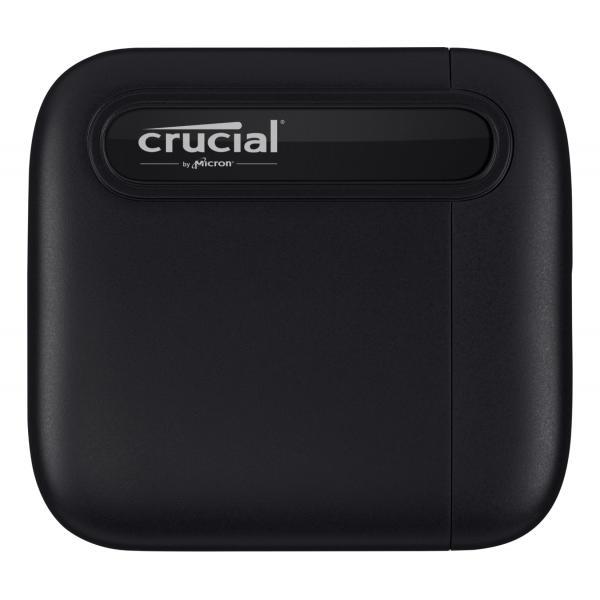 Crucial X6 2000 GB Nero
