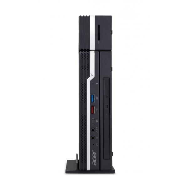 Acer Veriton N N4670G i7-10700T USFF Intel® Core™ i7 di decima generazione 16 GB DDR4-SDRAM 512 GB SSD Windows 10 Pro Mini PC Nero