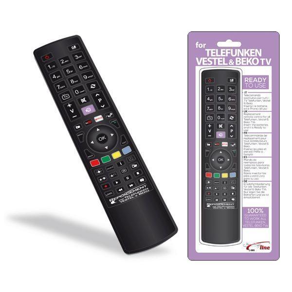 GBS TELECOM. DEDICATO PER TV TELEFUNKEN