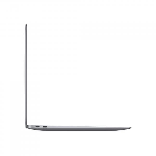 MacBook Air Chip Apple M1 CPU 8-core, GPU 7-core e Neural Engine 16-core. SSD 256 GB, RAM 8 GB, MacOS Big Sur - Grigio siderale