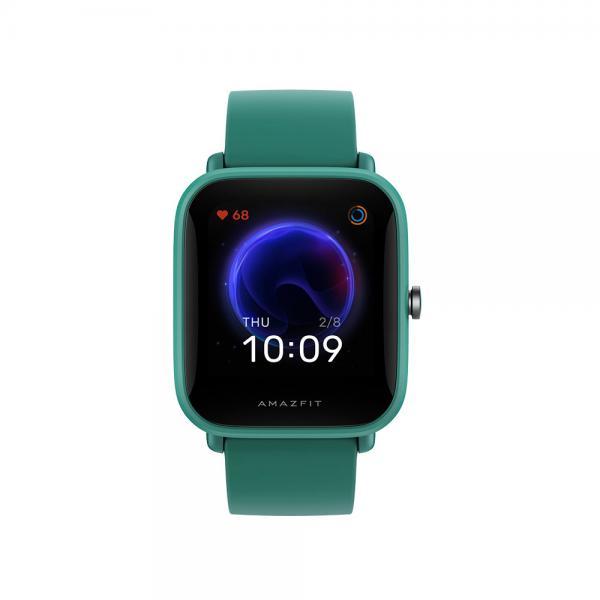Amazfit BIP U Pro GPS Smartwatch grün