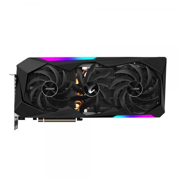 Gigabyte AORUS Radeon RX 6800 XT MASTER 16G AMD 16 GB GDDR6