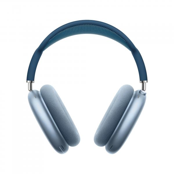 Apple AirPods Max Cuffia Padiglione auricolare Bluetooth Blu